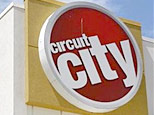 Circuit City's planned liquidation (Yahoo! Tech)