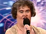 Susan Boyle on 'Britain's Got Talent' (Yahoo! Buzz)