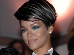 Rihanna arrives at the Metropolitan Museum of Art's Costume Institute Gala in New York on Monday May 4, 2009. (AP Photo/Evan Agostini)