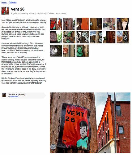 """Galerie """"vent26"""" ausgestellt von nonac."""
