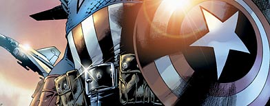 capt america against tea party
