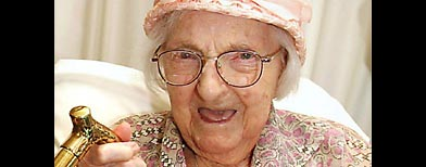 May 17, 2006 file photo of Mary Josephine Ray. (AP/Keene Sentinel, Steve Hooper)