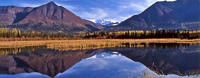 Wrangell-St. Elias National Park (Courtesy of the National Park Service)