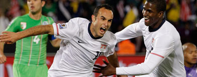 USA!  USA!  USA!  World Cup America Destroys Algeria, 1 – 0, In Dramatic Finish