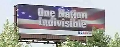 North Carolina billboard (WCNC Charlotte)