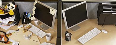 Ce fel de birou ai, spune cine esti
