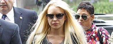 Lindsay Lohan (REUTERS/Danny Moloshok )