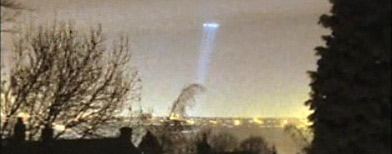 Object in sky over China (ABC News)
