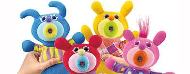 Sing-A-Ma-Jigs.  (Courtesy Toys-R-Us)