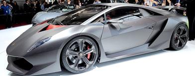 The latest wild, high-tech concept cars Car1