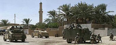 Marines estadounidenses en Irak / AP