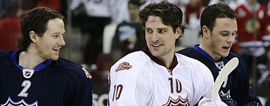 Blackhawk wins NHL All-Star MVP award