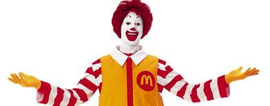 Ronald Mcdonald Actors | RM.