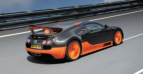 The New Bugatti: Waiting for Superman No More