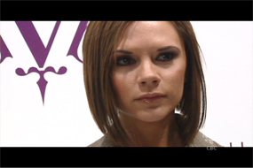 Fashion File: Victoria Beckham @ Yahoo! Video