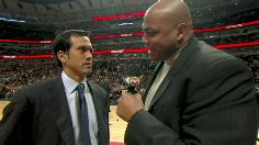 Chuck Interviews Coach Spoelstra