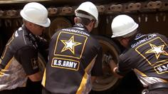 Beyond Pit Road: Army Strong Teamwork