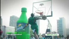 Sprite Slamdunk Showdown