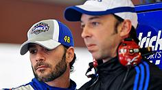 Race Chatter: Jimmie Johnson