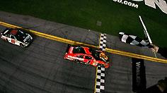 NASCAR Minute: Green-white-checkered finishes