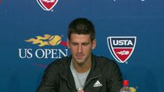 Day Two: Novak Djokovic Interview