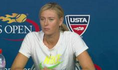 Day Two: Maria Sharapova Interview