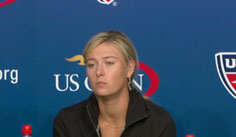 Day Five: Maria Sharapova Interview