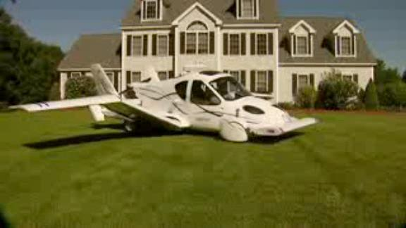 Flying Car Video -  Terrafugia @ Yahoo! Video