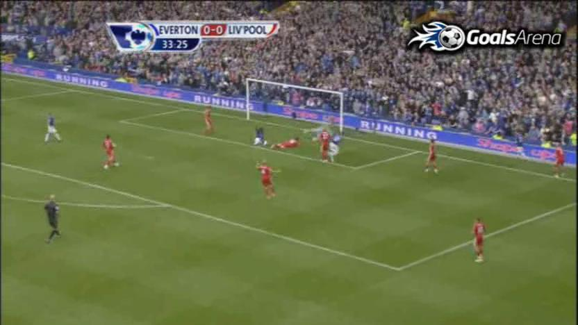 17-10-2010 - Everton 1-0 Liverpool @ Yahoo! Video