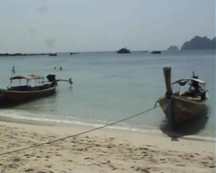 Kho Phi Phi and Krabi