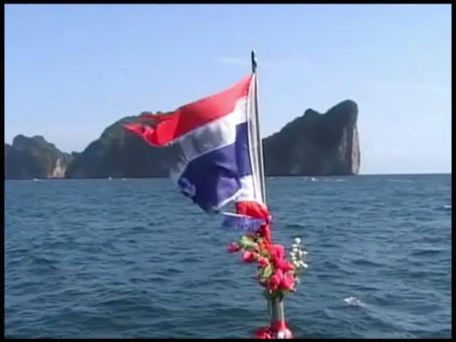 phi phi Islands escursione dicembre 2008