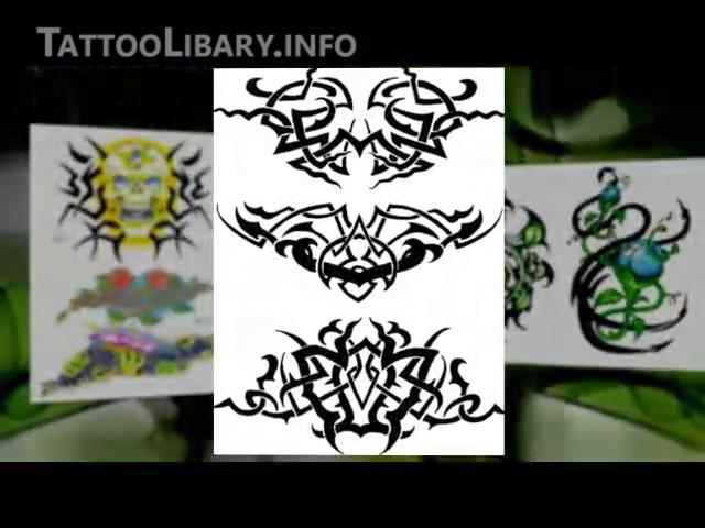 Tribal Tattoo Videos