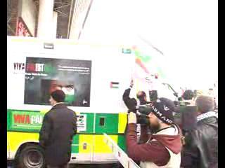Filistin'e Yola Çık-ipsala sınır kapısı karşılama @ Yahoo! Video