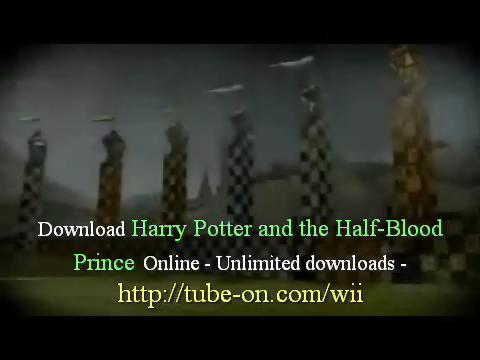 Download Harry Potter and the Half-Blood Prince Wii Unlimited Downloads @ Yahoo! Video