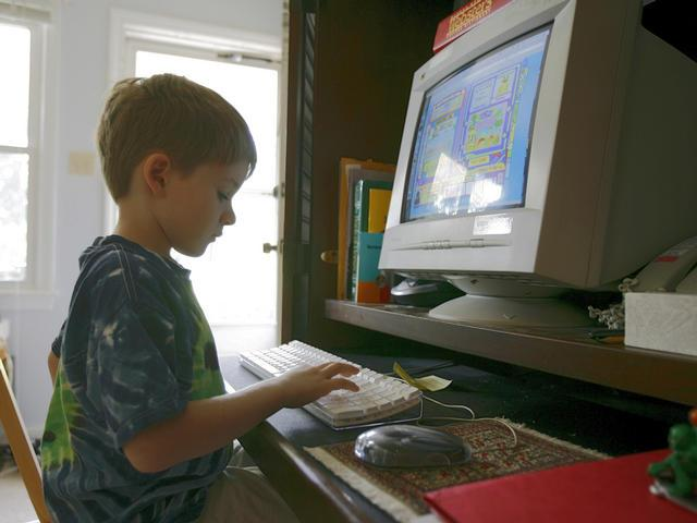 FBI program teaches children to be safe online @ Yahoo! Video