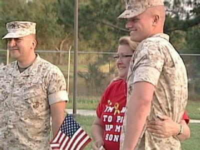 Central Fla. Marine Reacts To Bin Laden's Death