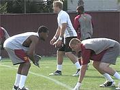USC Summer Workouts post sanctions