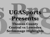Thomas County Central vs Lowndes
