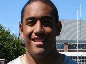 2010 Fall Camp--meet Roman Sapolu