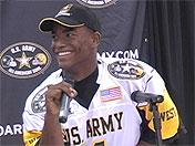 Tre Madden Army All-American Ceremony