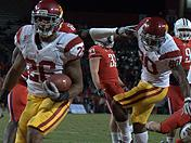 Marc Tyler leads USC to victory in Tucson