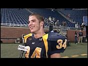 Trent Voss Post Game Interview