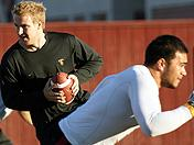 USC Winter Workouts with Matt Barkley 1/31/11