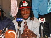 Crowell discusses his impact at UGA