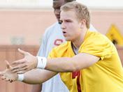 USC Throwing Session 7-on-7 drills