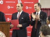 Sights and Sounds: Lon Kruger's Hiring