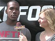 Jabari Ruffin interview/highlights from NIKE Camp