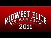 2011 Big Man Camp Agility Drills (Part 1)