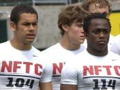 Oregon Nike NFTC Camp  Bakcs V RB's