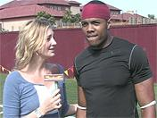 T.J. McDonald talking USC summer workouts